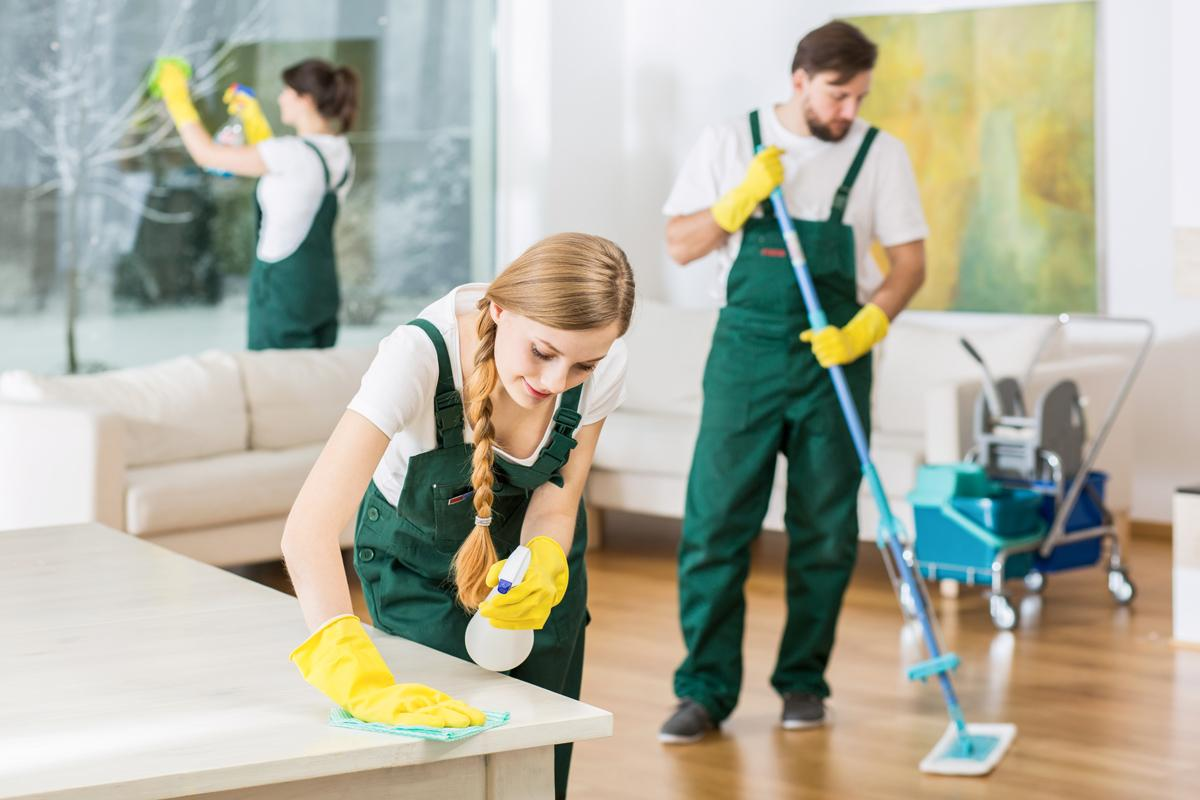 Maids services in Abu Dhabi get in the fast way