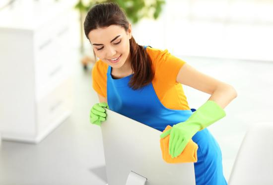 Best regular cleaning services in Abu Dhabi