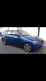 BMW X5 Mpower 2011 low milege