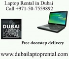 Laptop Rental Services Available in Dubai