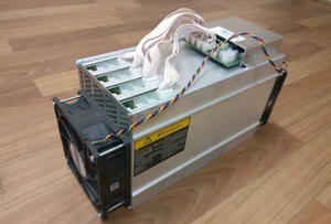 Bitmain Antminer X3 -- 220KH+ Cryponight - 550W