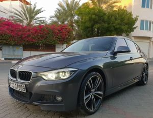 BMW 340i 2017 4 doors Mkit under warranty