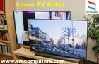 Lease TV for Business Events at VRS Technologies in Dubai