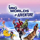 4 tickets for img worlds of adventure