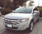 Ford Edge Limited Plus ,Low mileage, Original paint,FULL service history