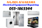 Ac Fridge Freezer Repairing and Gas Filling in Dubai