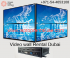 Video Wall Rental , Video Wall Rental Dubai- Techno Edge