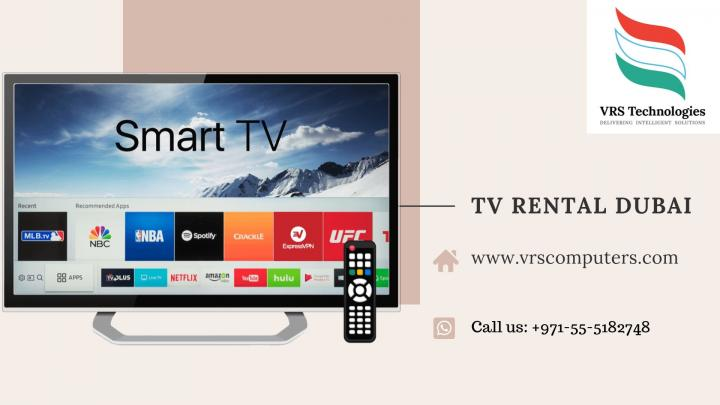 LCD TV and LED TV Rental Services In Dubai