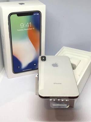Apple iPhone X 256GB and Samsung Galaxy S9\/9Plus Available.