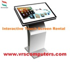 interactive Touch Screen Display Rentals Dubai UAE