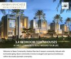 Emaar launched townhouses in reem community arabian ranches