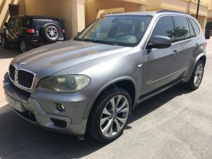 BMW X5 3.0 V6 M-kit 2010 - GCC - PERFECT CONDITION