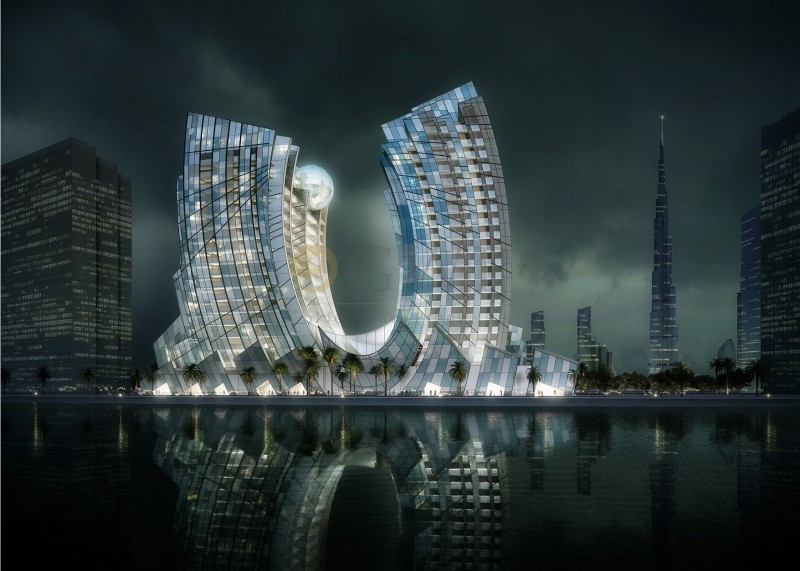 1 B\/R | Facing Dubai Canal | Business Bay