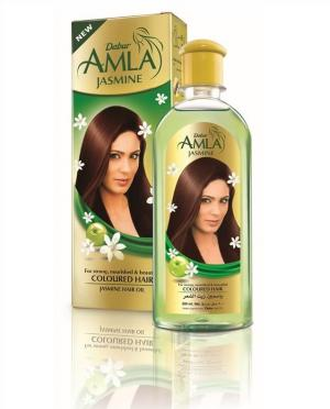 Dabur Amla Jasmine Hair Oil Nourishing Hair Oil 300ml